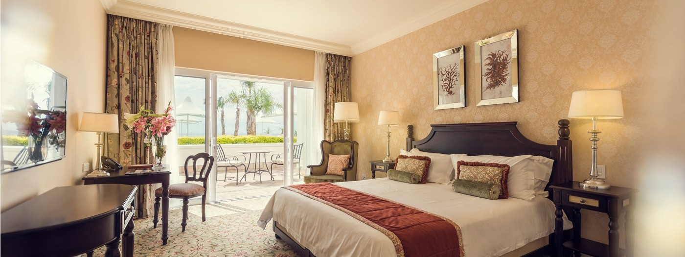 Luxury Accessible Room
