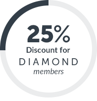 MVG discount for DIAMOND members
