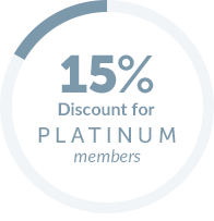 MVG discount for PLATINUM members