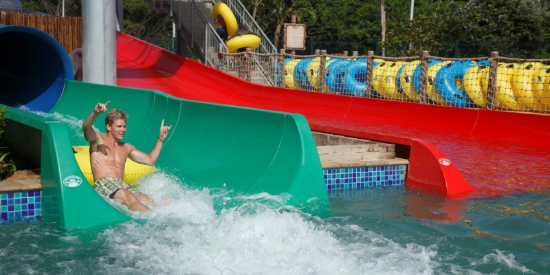 Wild Waves Water Park Eastern Cape Attractions