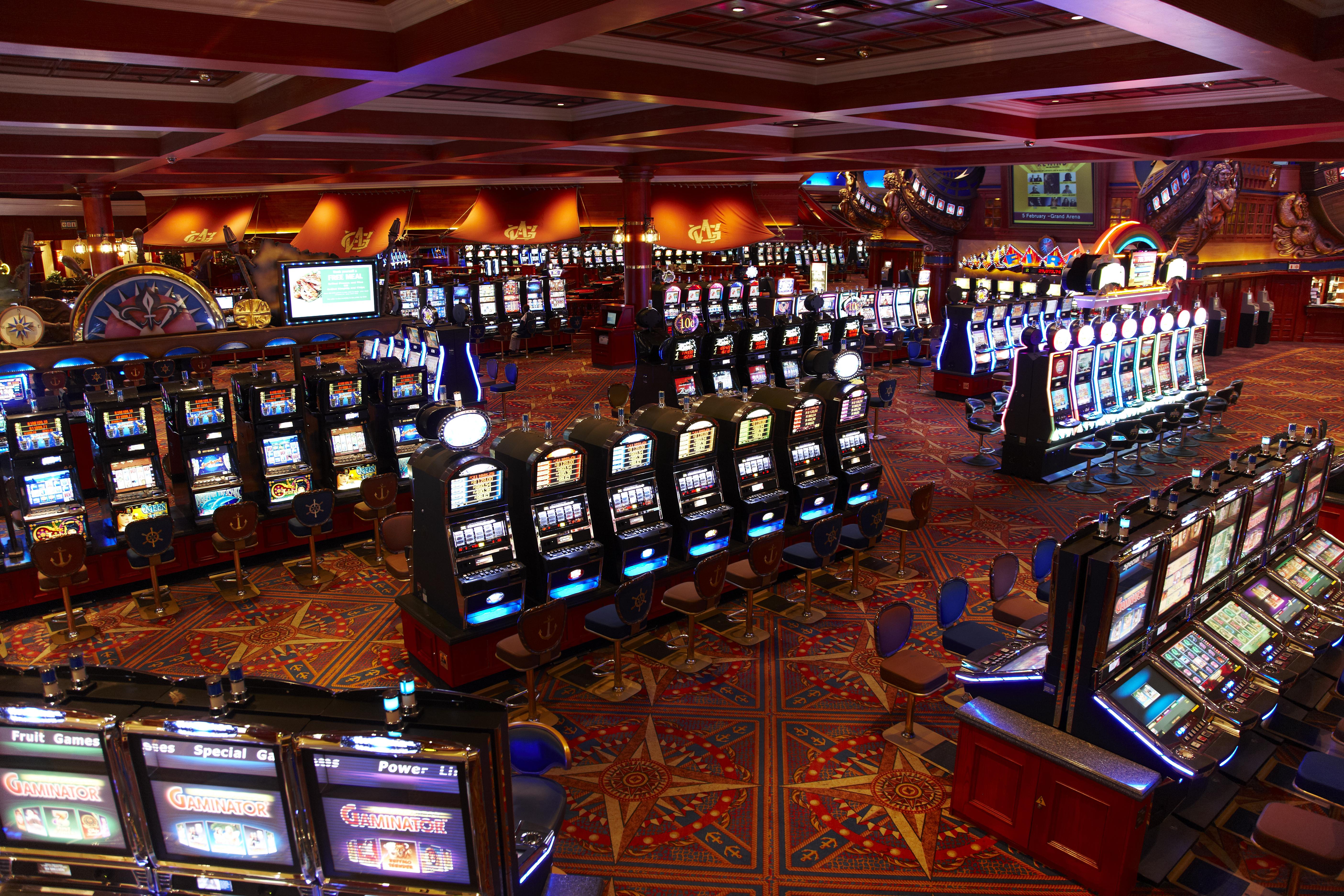 Топовые казино клубы