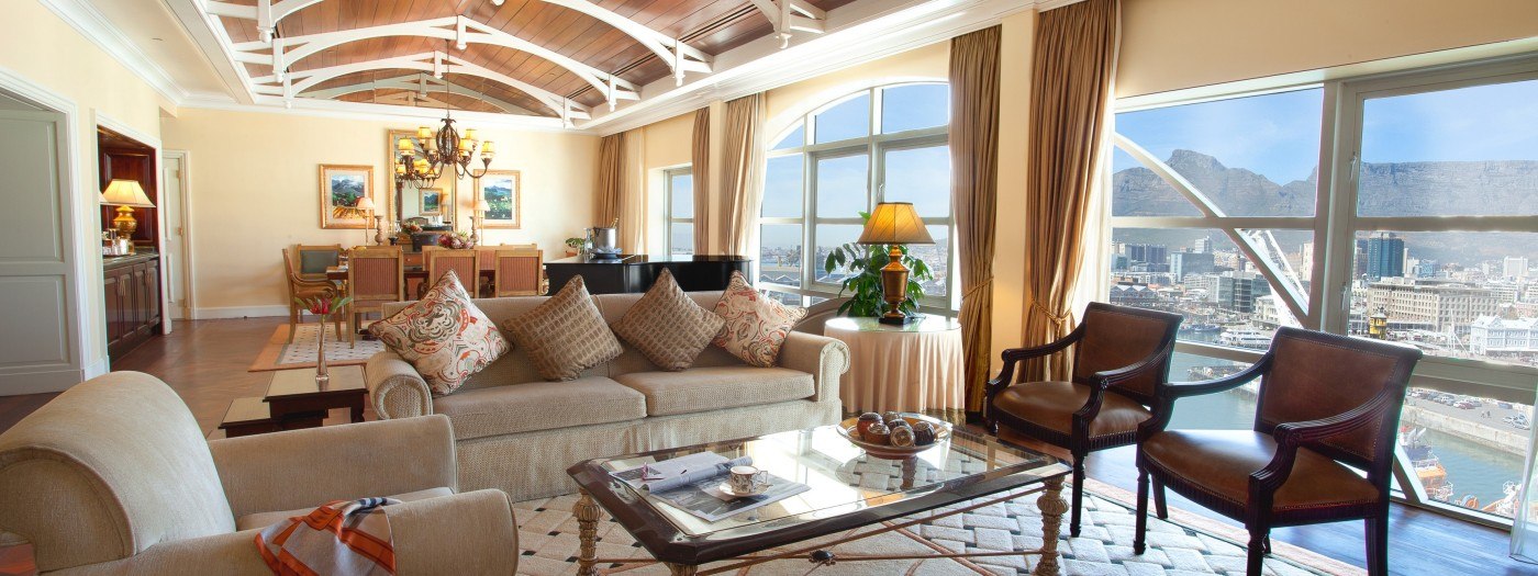 Hotels With Views Of Table Mountain Luxury Suites Cape Town - Table mountain hotel cape town