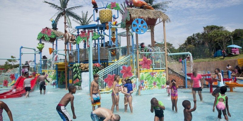 Wild Waves Water Park | Eastern Cape Attractions